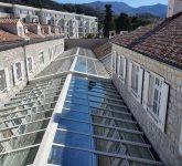 Retractable Skylight Glass Roof