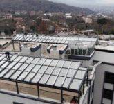 Retractable Skylight Roof